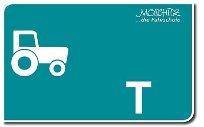Traktor groß: T